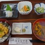 はまなす亭 - (2014/8月)「はまなす定食」