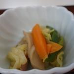 はまなす亭 - (2014/8月)「はまなす定食」の小鉢