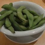 丸源ラーメン - 枝豆