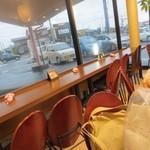 三陸菓匠さいとう - 無料喫茶コーナー