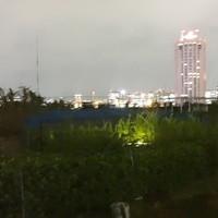 都会の農園バーベキュー広場-屋上からの眺め