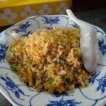 俺のイケ麺 - ランチセット「半チャーハン」