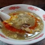俺のイケ麺 - ランチセット「スーラータンメン」