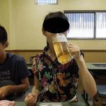 31697367 - 本日はママさんだけ、ビールで乾杯! H25.8