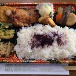 せんぱいの店 - 鶏照り焼き弁当(500円)