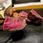 肉割烹 華家 新栄 - 絶妙な火入れと最高の肉質
