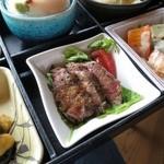 31698644 - 国産牛フィレ肉のステーキ