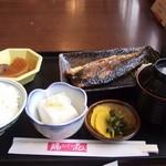 317653 - 焼き魚定食