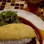 Cafe+Dining Gotcha - Gotcha特製オムライス