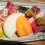 牛仁 - 日替わりランチご飯大盛り1560円