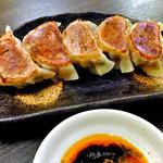 中華そば 石黒 - 手作り餃子(5個)