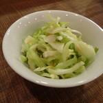 SPICE DINING biji  - サラダつき