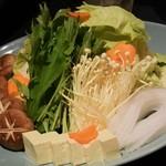31706060 - 水炊きの野菜