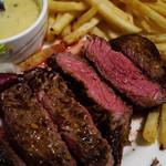 LE GUMBO - ランプ肉ステーキ