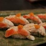笹丸 - 炙り団体盛り1
