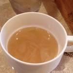 旅カフェ GIFT - ランチスープ