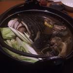 31707220 - スッポン丸鍋