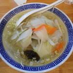 31707448 - 野菜ラーメン790円