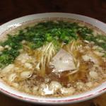 麺屋 十銭 - 久しぶりの尾道ラーメン「新風」