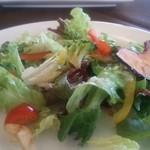 31708645 - 前菜のサラダ