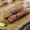 因業屋 - 料理写真:鴨つくね(500円)