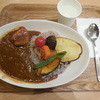 農園キッチン - 料理写真:ゴロゴロ野菜のカレー ¥513-