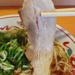 壱番館 - 580えん『ラーメン』2014.9