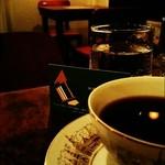 喫茶 月森 -