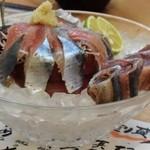 31713382 - 秋刀魚の刺身
