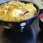 つけもの茶屋 - 1キロ カツ丼