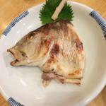 筒 - 甘鯛の西京焼き