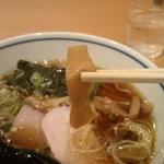 麺処直久 - メンマ