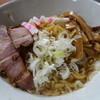 一葉松 - 料理写真:油そば