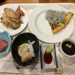 Hoterusambareizunagaoka - 夕食(バイキング)