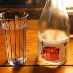 炉ばた - 冷酒