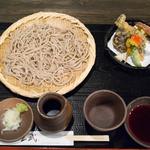 31719097 - 秋の天ぷら蕎麦