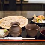 31719098 - 秋の天ぷら蕎麦