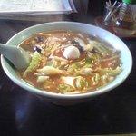 ニセコ亭 - 料理写真:サッポロ味噌ラーメン