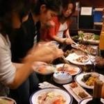 御料理彩々 都久志 - 料理写真:楽しい宴会を応援させて頂きます!