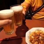 中国酒家くうくう - カンパ~イ☆