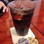 麻布茶房 - アイスコーヒー(500円)
