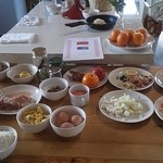カフェアンドレスト ハートン・ツリー - 料理教室にて