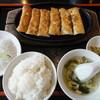 鉄龍山 - 料理写真:餃子ランチセット 780円