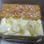 洋菓子舗 茂右衛門 - メロディとジャガイモのショートケーキ