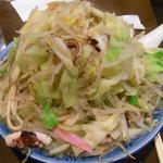 長崎菜館 - ちゃんぽん大盛
