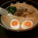 東麺房 - 白ごまやみつきラーメン(期間限定)
