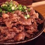 31731963 - ランチ:肉丼