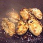 夢や - 料理写真:牡蠣バター