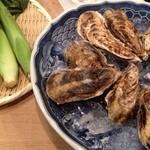 角壱 - 築地厳選食材;牡蠣