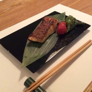角壱 - 鯛の味噌幽庵焼き